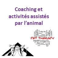 coaching pet therapy